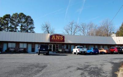 ANS Building Front (2)