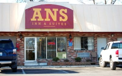 ANS Building Front