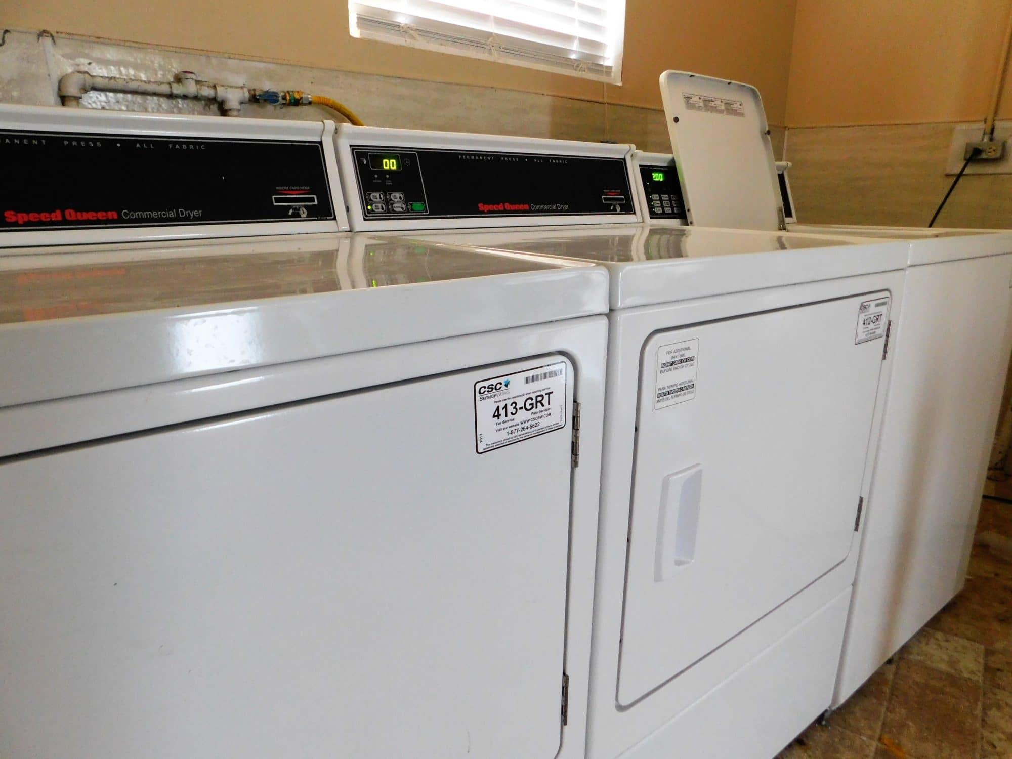 ANS Guest Laundry
