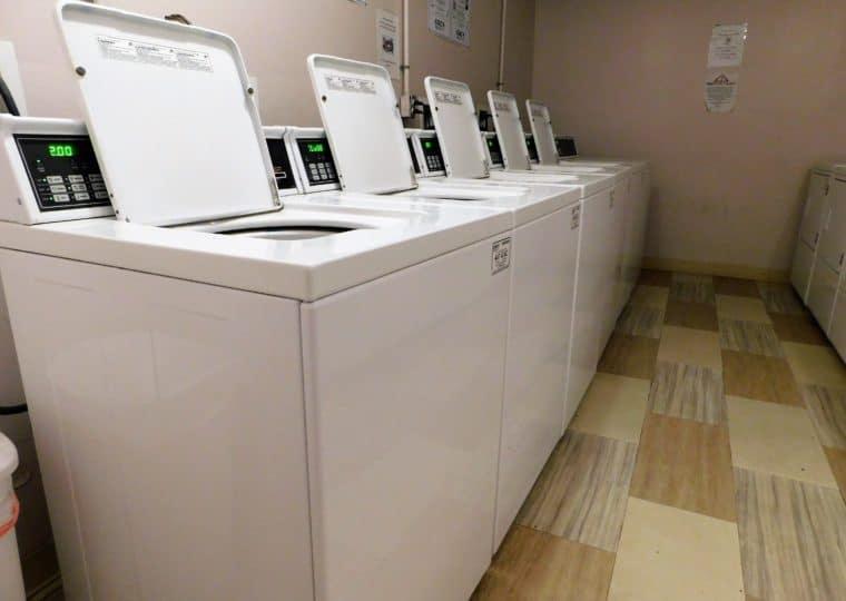 APM Mart Guest Laundry