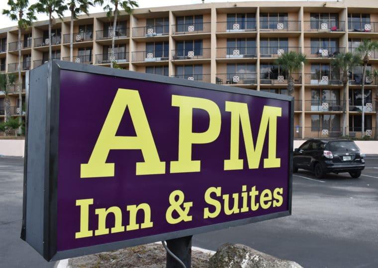 APM Sign